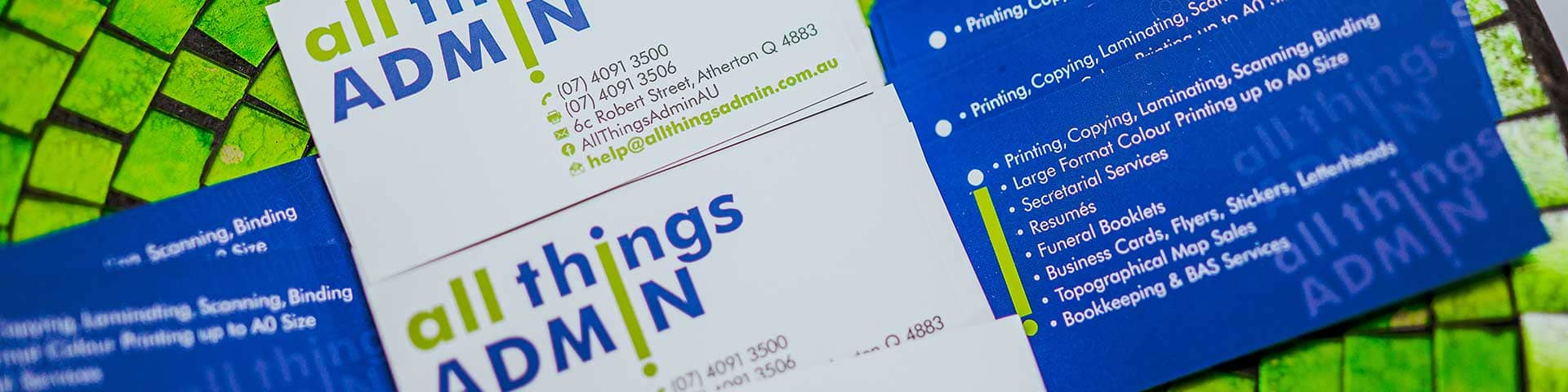 <span>Business Cards & Stationery</span> We Can Help